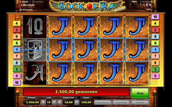 slots to play online kostenlos book of ra