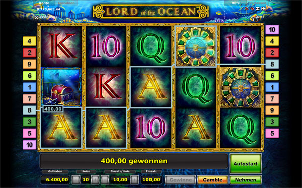 slot machines online lord of the ocean kostenlos