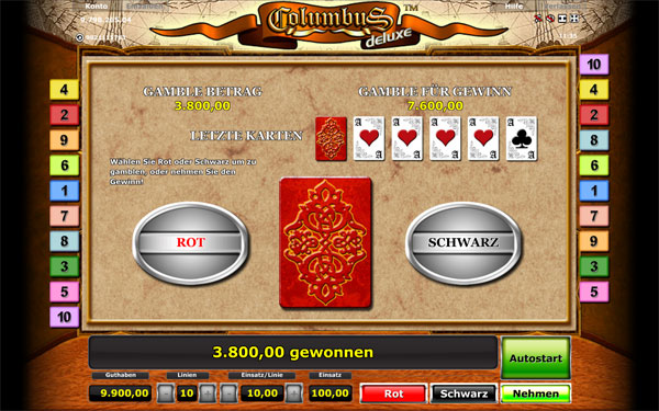 Columbus Deluxe gratis