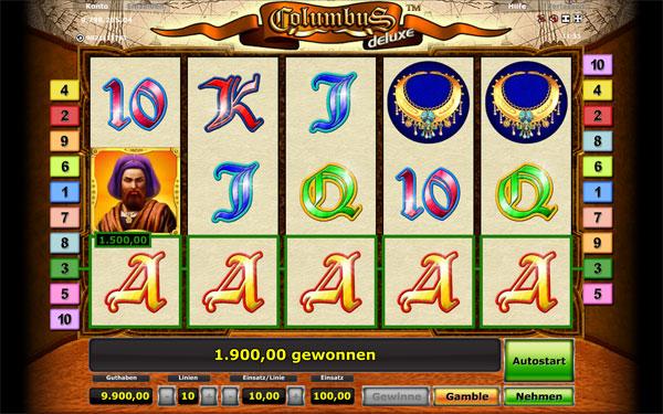 Columbus Online Spielen